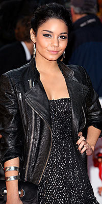 Vanessa Hudgens, Catherine Malandrino, Motorcycle Jackets, The Look, trends
