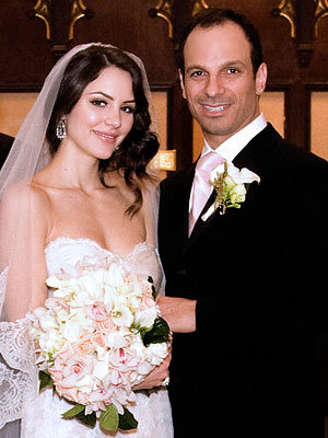 Star Wedding Anniversaries - Katharine McPhee and Nick Cokas