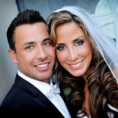 Celebrity Wedding Howie Dorough Amp Leigh Boniello