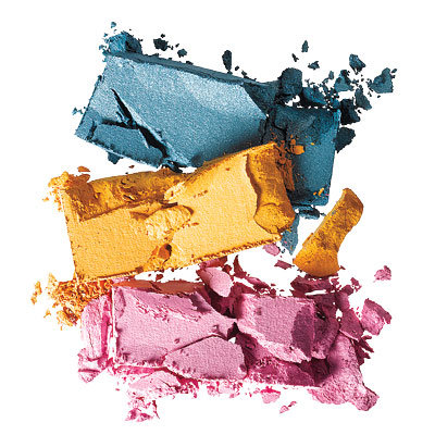 Shiseido Makeup - Satin Eye Shadow - 8 Ways to Extend Your Summer