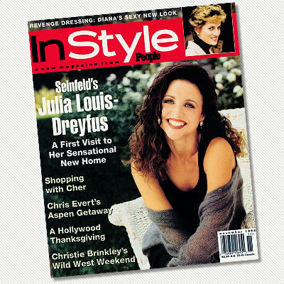 November 1994 - Julia Louis-Dreyfus