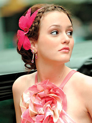Fabulous Instant Style Blair Waldorf39S Headbands Instyle Com Short Hairstyles For Black Women Fulllsitofus