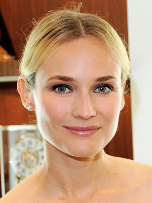 Diane Kruger - Natural Makeup