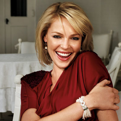 Katherine Heigl - August Cover Girl - Celebrity Exclusive