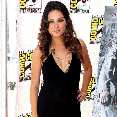 Comic-Con Star Q&A - If You Were a Superhero, What Would You Wear? - Mila Kunis