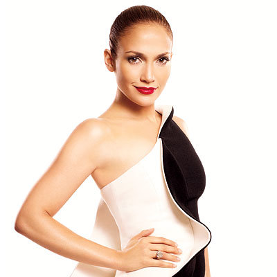 Jennifer Lopez - Celebrity Exclusives - InStyle Cover