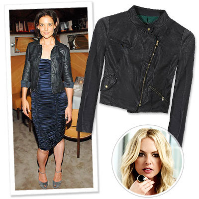 Rachel Zoe's Top Eleven Fall Trends - The Biker Jacket