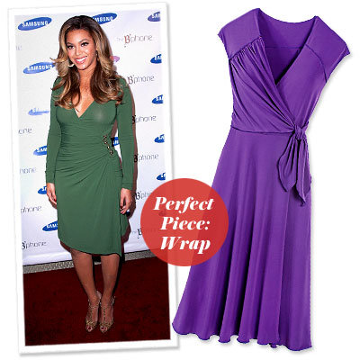 Beyonce - The Best Dress for Your Body - Curvy