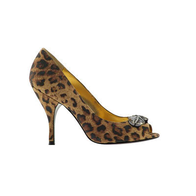 BCBGeneration Leopard Pump - Best Party Shoes Under $100