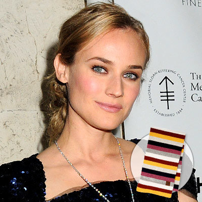 Star Q&A - What's a Great Gift for Under $50? - Diane Kruger