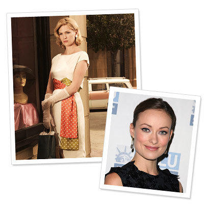 Star Q&A - What is the Most Stylish TV Show or Movie? - Olivia Wilde