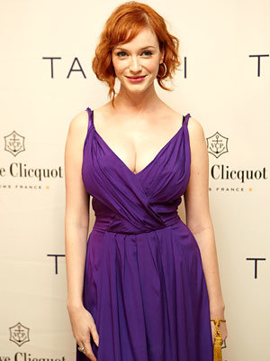 Christina Hendricks - Launch of Tacori 18k925 Collection - 2009 Pre-Emmy Parties