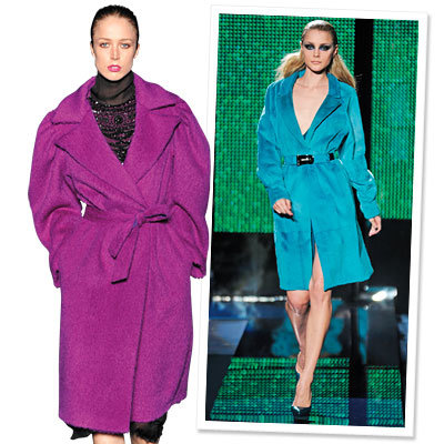 5 Key Pieces For Fall- Bright Coat