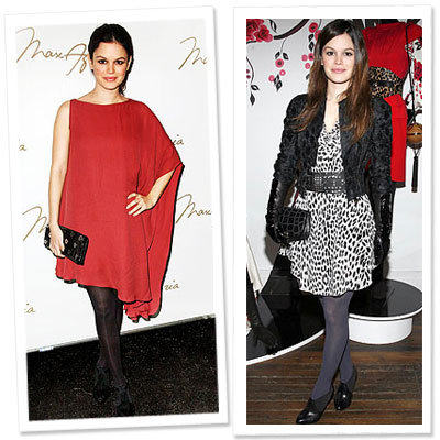 Rachel Bilson, Temperley London, Max Azria, Fashion Week Best Dressed