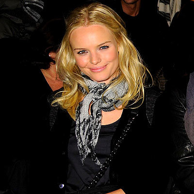 Kate Bosworth, Diesel, NY Fashion Week Day 5