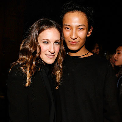 Sarah Jessica Parker, Alexander Wang, Day 2 New York Fashion Week