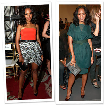 Kerry Washington  - New York Fashion Week - Best Dressed