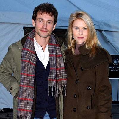 Hugh Dancy and Claire Danes, Adam, Party Circuit, 2009 Sundance Film Festival