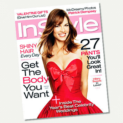 15 Years of InStyle - Oscar Highlights - Cover Girls - Hilary Swank - Halle Berry - Barbara Streisand