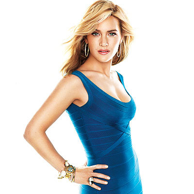 Kate Winslet - February 2009 InStyle Cover - Celebrity Exclusives