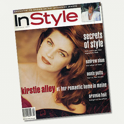 February 1994 - Kirstie Alley