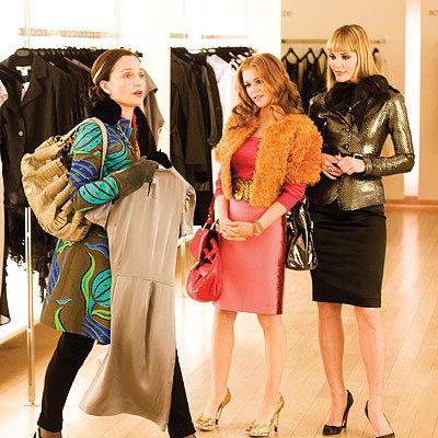 Isla Fisher's Confessions of a Shopaholic Favorites ...