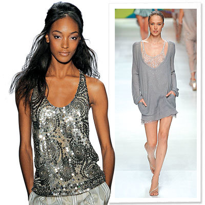 Spring Trends 2009, Clothes We Love, Embellished