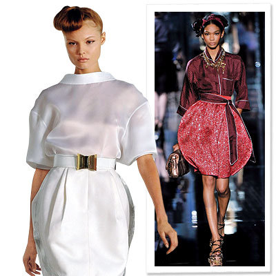 Spring Trends 2009, Clothes We Love, Hourglass