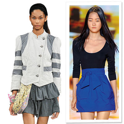 Spring Trends 2009, Clothes We Love, Full Mini