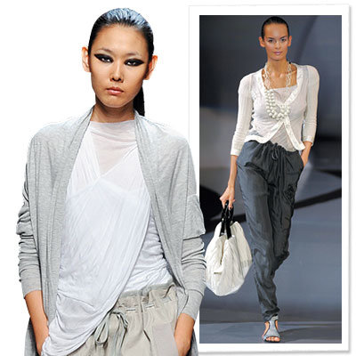 Spring Trends 2009, Clothes We Love, Soft Pants