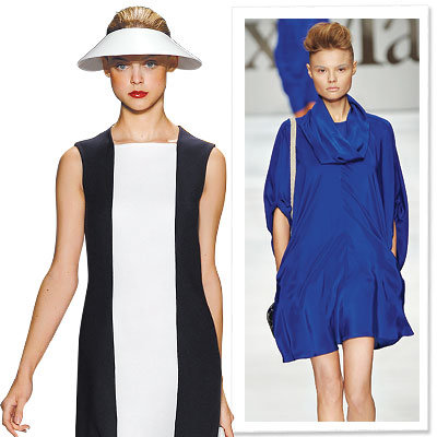 Spring Trends 2009, Clothes We Love, Sporty Dress