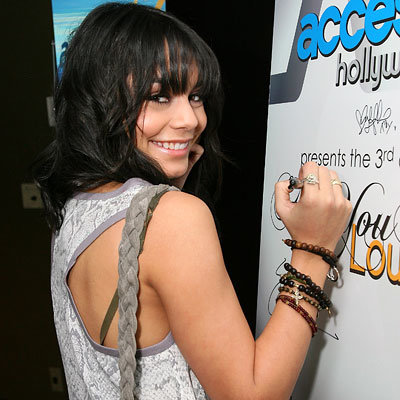 Vanessa Hudgens, Golden Globe Luxury Suites
