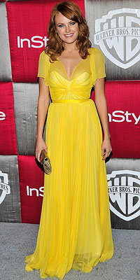 Malin Akerman in Jason Wu