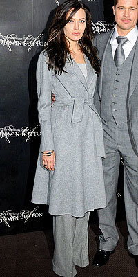 Angelina Jolie in Ralph Lauren Black Label