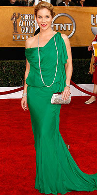 Christina Applegate in Emanuel Ungaro