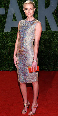 Kate Bosworth in Alexander McQueen
