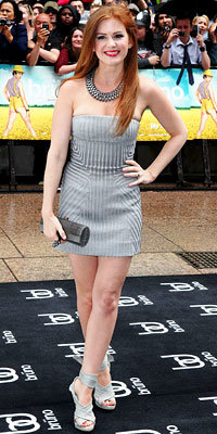 Isla Fisher - Look of the Day - Fashion