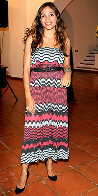 Rosario Dawson in Missoni