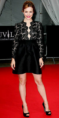 Rachel McAdams in Stella McCartney
