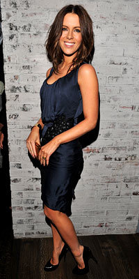 Kate Beckinsale in Christian Lacroix