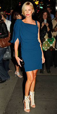 Charlize Theron in Givenchy
