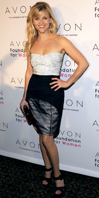 Reese Witherspoon in Narciso Rodriguez