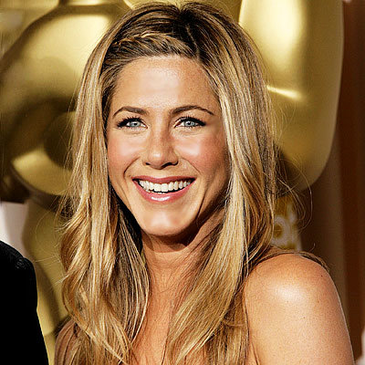 Jennifer Aniston, Best Hair, Oscars 2009