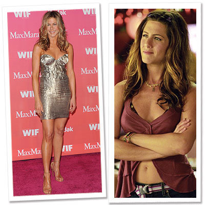 Jennifer Aniston - Which of Your Characters Has The Best Style? - Star Q&A