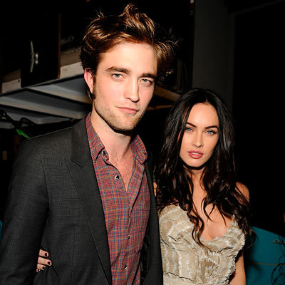 Robert Pattinson and Megan Fox - 2009 Teen Choice Awards