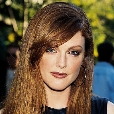 Julianne Moore S Changing Looks Instyle Com