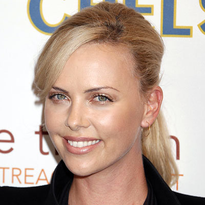 Charlize Theron's Changing Looks