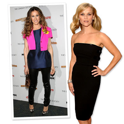 5 Easy Steps to Flawless Style - Sarah Jessica Parker - Reese Witherspoon - Signature Style