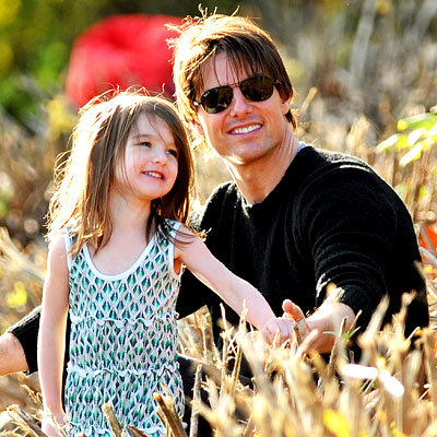 Tom Cruise - Suri Cruise - Sexy Dads