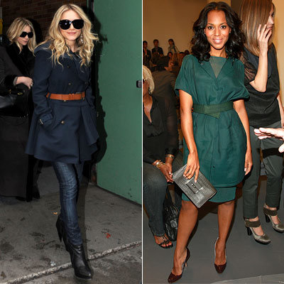 Mary-Kate Olsen - Kerry Washington